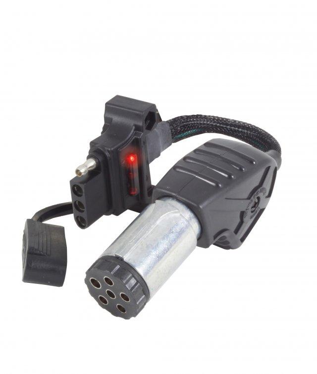 Endurance™ 6 Round to 4 Flat LED Flex Adapter