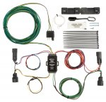SATURN Towed Vehicle Wiring Kit