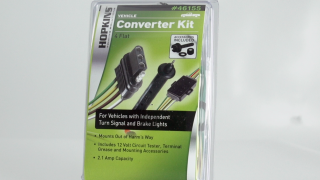 Taillight Converter Universal Kit 46155 - Packaged